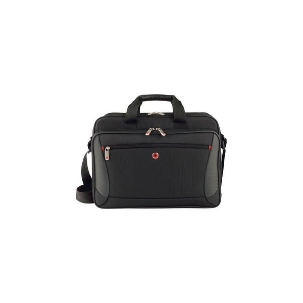 SwissGear Mainframe Case - Black Laptop Slimcase