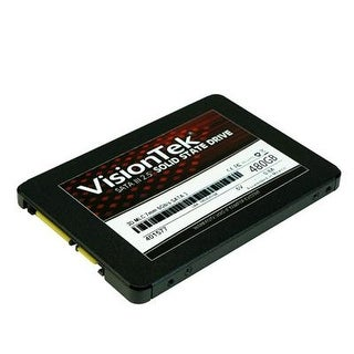 """Visiontek Products 900980 Visiontek 480Gb 3D Mlc 7Mm 2.5"""" Solid State Drive 550 Mb/S Read 435 Mb/S Write"""