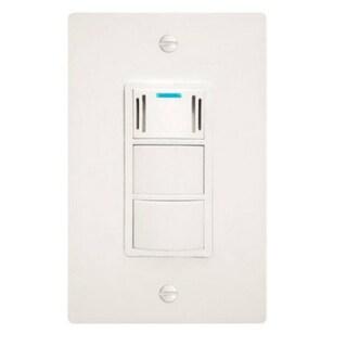 DewStop FS-300-W1 Condensation Control Sentry Fan Switch, White