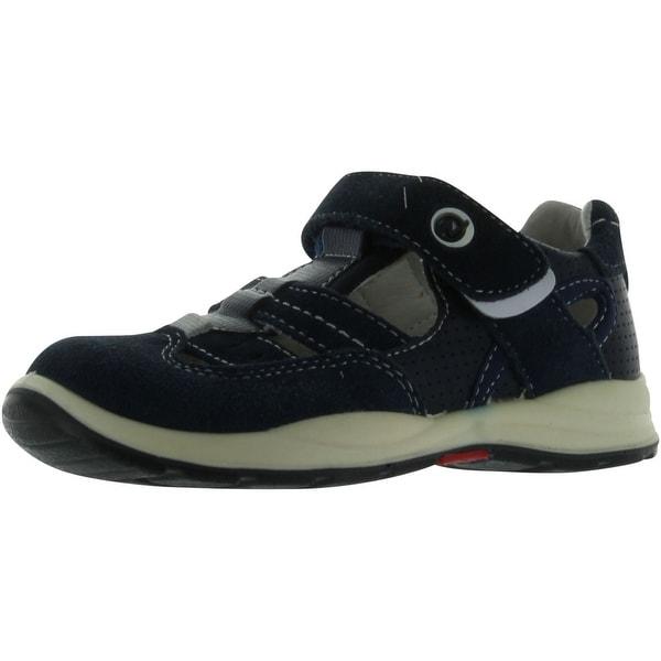 Naturino Boys 3370 Casual Closed Toe Sandal Shoes - Navy - 23 m eu / 7-7.5 m us toddler