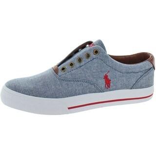 Polo Ralph Lauren Vito Men's Fashion Sneakers Shoes