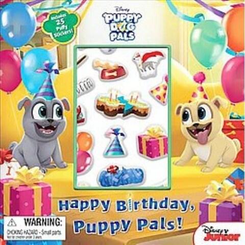 Happy Birthday, Puppy Pals! - et al.
