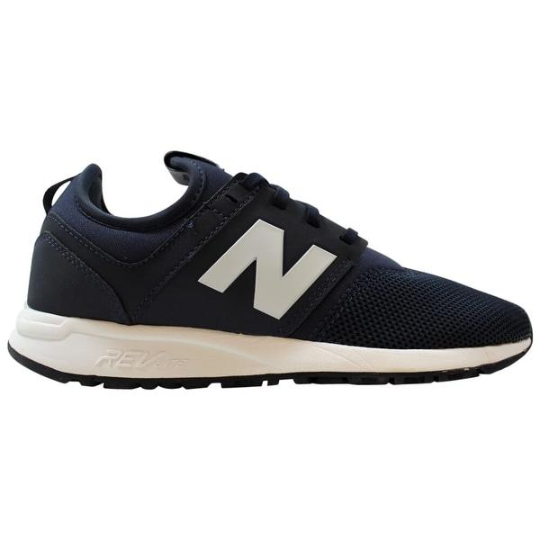 Shop New Balance 247 Classic Navy Blue