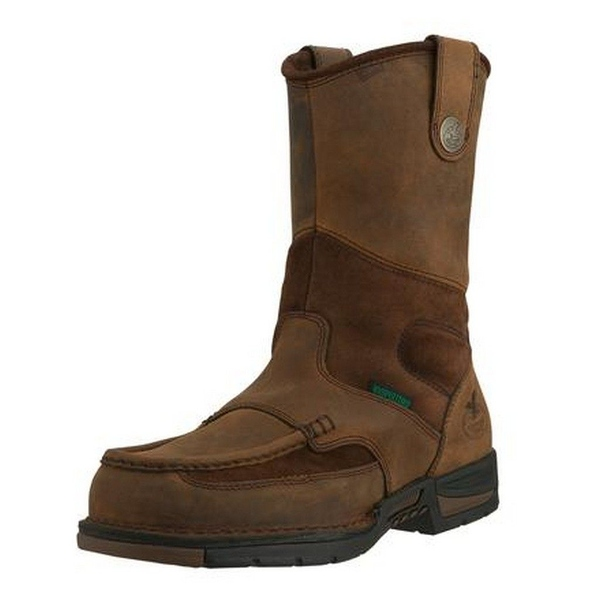 Shop Georgia Athens Boot Work Mens 10