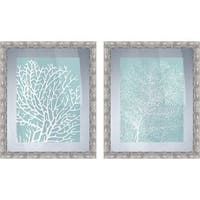 PTM Images 1-22121 White Sea Coral (Set of 2) - N/A