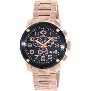 Swiss Precimax Men's Marauder Pro SP13017 Rose-Gold Stainless-Steel Sport Watch