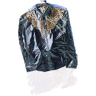 "M&F Western Garment Bag Show Clothes Clear 38"" Clear"