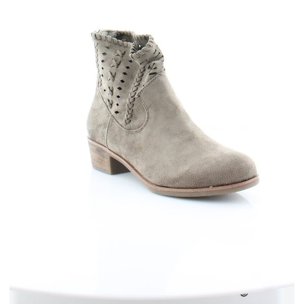 Pink & Pepper Camya Women's Boots Taupe - 7.5