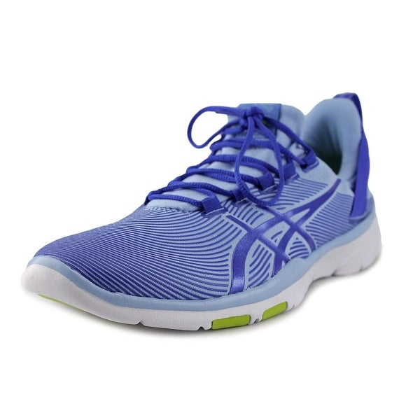 Asics Gel Fit Sana 2   Round Toe Canvas  Running Shoe