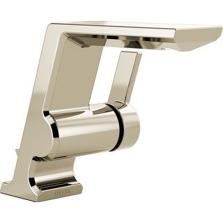Delta 599-MPU-DST  Pivotal 1.2 GPM Single Hole Bathroom Faucet with Metal Drain Assembly