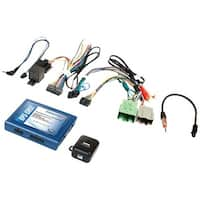 Pac Rp5-Gm51 Radio Replacement Interface (Radiopro5, Select Gm(R) Class Ii Vehicles With Onstar(R), 29-Bit Lan)