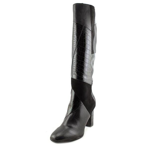 Impo Omega Women Black Multi Boots