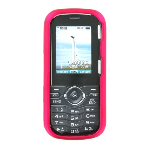 OEM Verizon Snap-On Case for LG Cosmos VN250 (Pink) (Bulk Packaging)