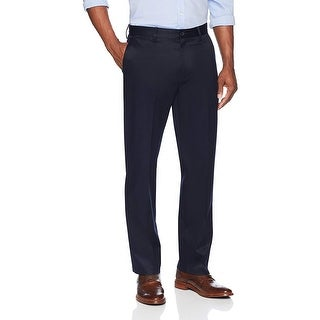 Link to BUTTONED DOWN Men's Relaxed Fit Flat Front Stretch Non-Iron Dress Chino Pant,... - 48W x 32L Similar Items in Big & Tall