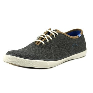 Keds CH Felt Men Round Toe Canvas Gray Sneakers