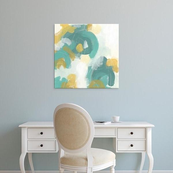 Easy Art Prints June Erica Vess's 'Pivot I' Premium Canvas Art
