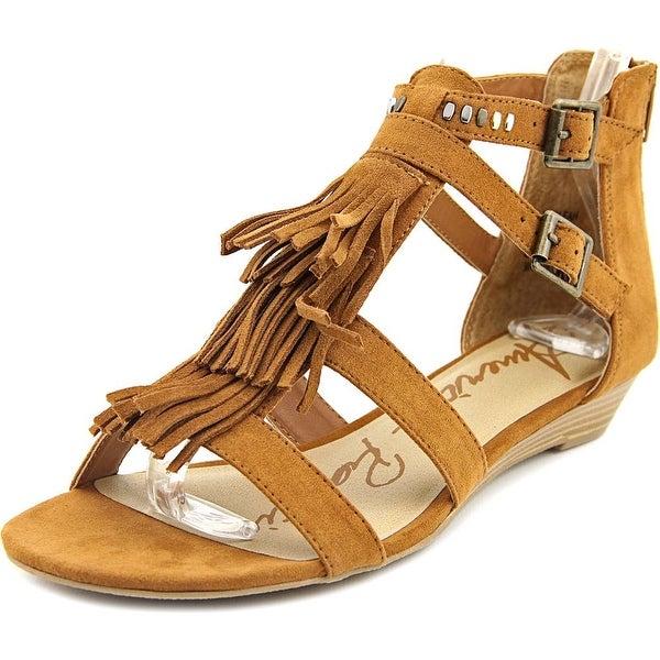 American Rag Aleah Open Toe Canvas Gladiator Sandal