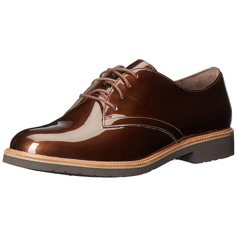 Rockport Women's Total Motion Abelle Laceup Oxford - 6.5