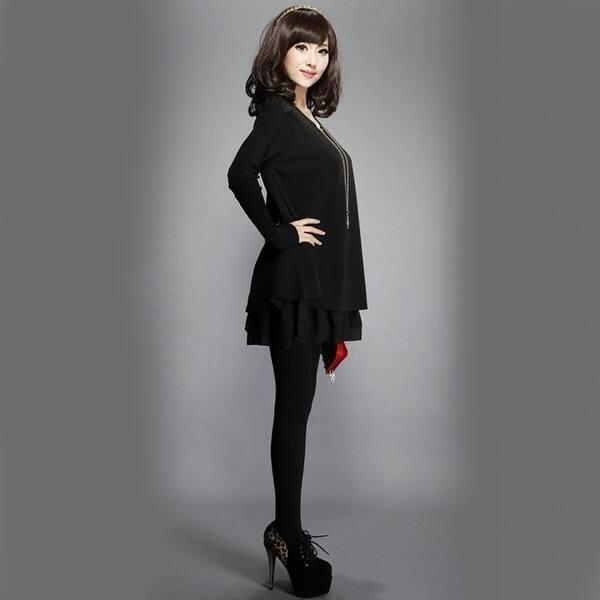 Shop Baggy Maternity Dress Plus Size Dress Pregnancy Clothes ...