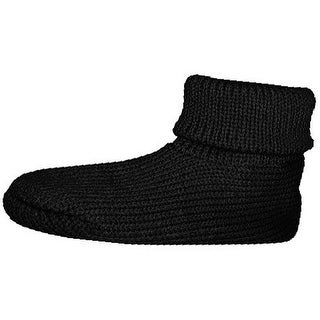 Muk Luks Slippers Womens Sock Pull On Non Slip One Size 0021111 - One size