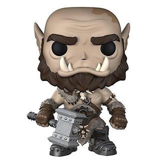 Toy - POP - Vinyl Figure - Warcraft Movie - Orgrim