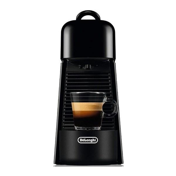De'Longhi Nespresso Essenza Plus Espresso Machine (Black). Opens flyout.