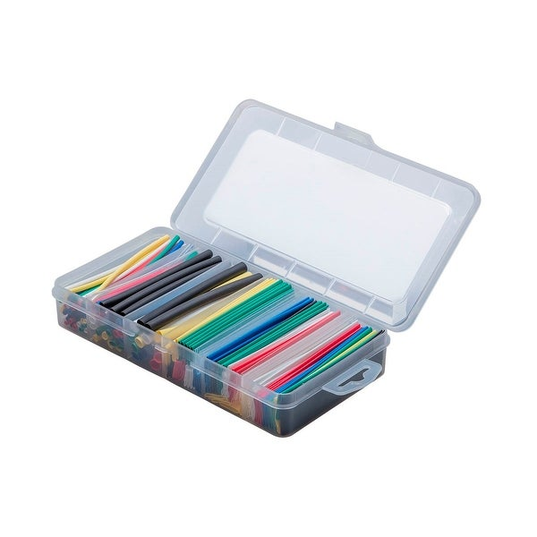 Monoprice Heat Shrink Tubing Kit, Various Colors