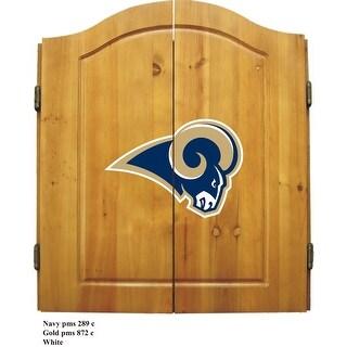Dart Cabinet - NFL- Los Angeles Rams
