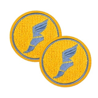Team Fortress 2 Scout Patches: Set of 2, Team Blu