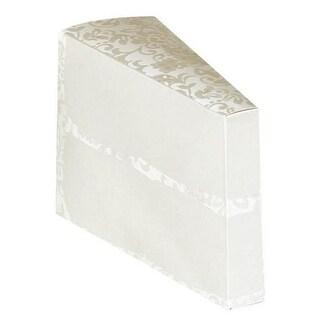 Amscan 340236 Cake Slice Favor Boxes - Pack of 144