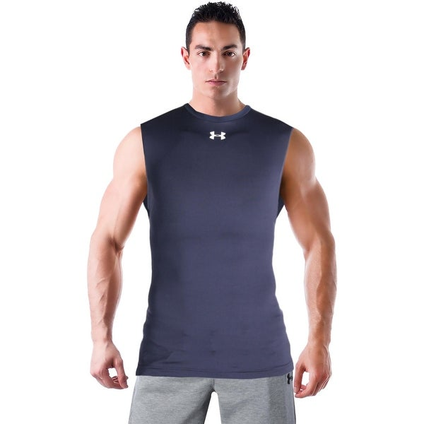9accd15d Under Armour Mens Tank Top Heat Gear Compression - 2XL