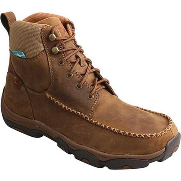 9ad0da4e234 Shop Twisted X Men's MHKWC01 Composite Toe Hiker Boot Distressed ...