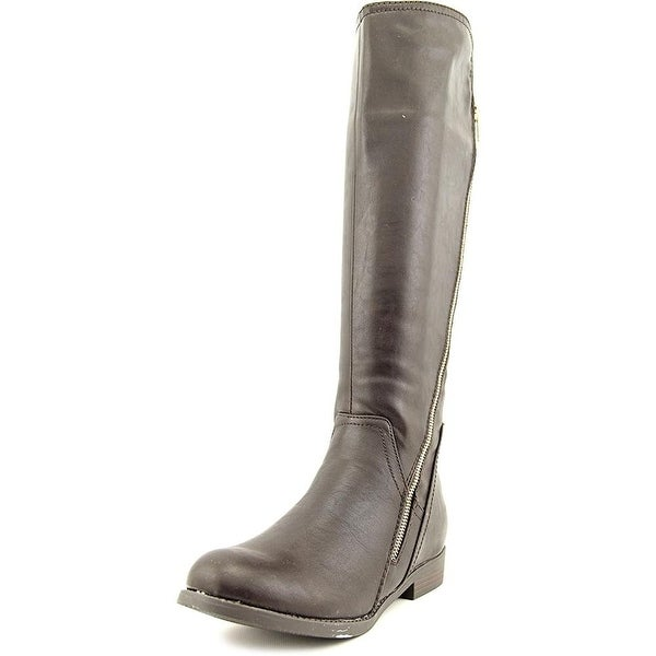 Report Signature Womens Jadah Round Toe Knee High Fashion Boots
