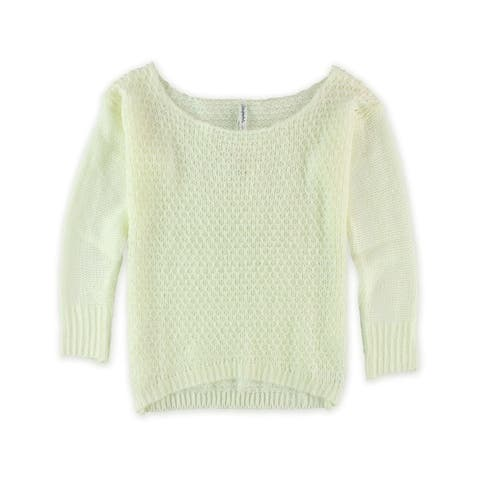 Aeropostale Womens Pullover Knit Sweater