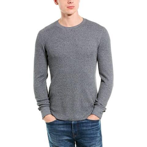 Vince Waffle-Knit Shirt