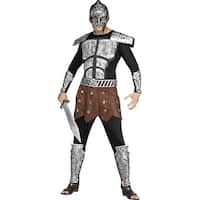 Gladiator Adult Costume Standard - Black