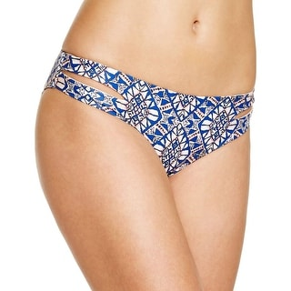 L Space Womens Printed Full Cut Swim Bottom Separates