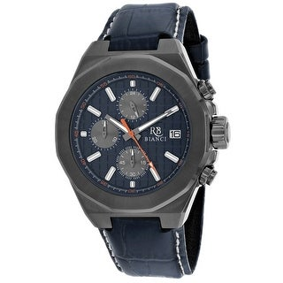 Roberto Bianci Men's Fratelli Blue Dial Watch - RB0136