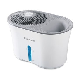 Honeywell HCM-710 Easy-To-Care Cool Mist Humidifier, White With Grey