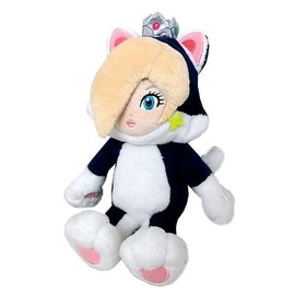 Nintendo 9-inch Super Mario Cat Rosalina Plush Toy