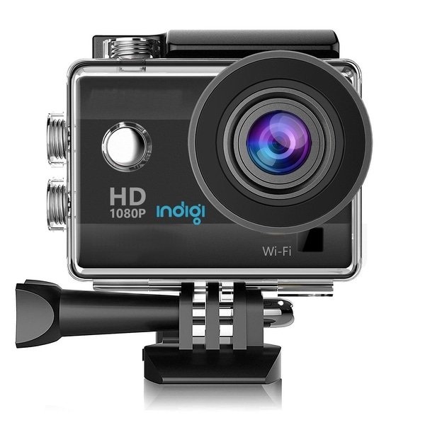Shop Indigi NEW Waterproof Action Sports CAM - Video Mode(4K/1080p