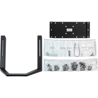 "Ergotron 97-760-009 Ergotron Mounting Adapter for Flat Panel Display - 32"" Screen Support - Black"