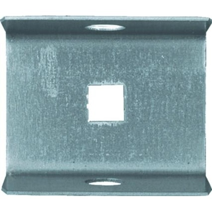 Stanley Hardware 104307 51Ed Rail End Cap Galvanized - Free Shipping On  Orders Over $45 - Overstock.com - 26046884