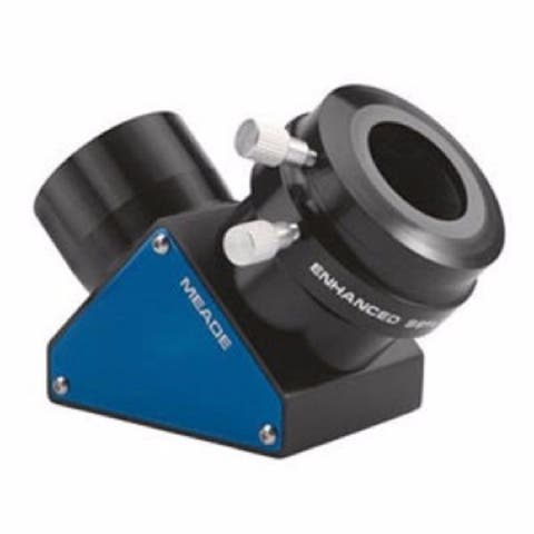 Meade Series 5000 2in Enhanced Diagonal Mirror with Adapter - 07680