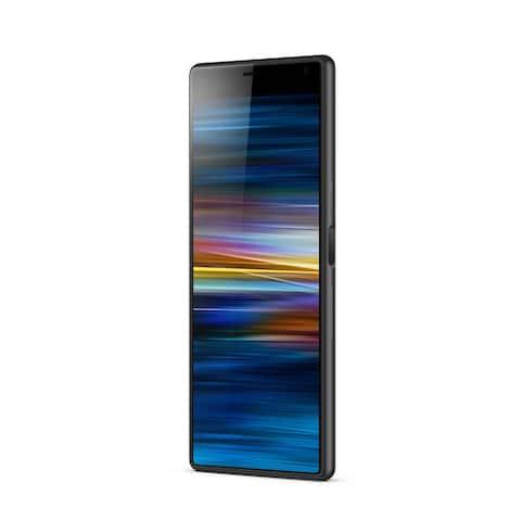 "Sony Xperia 10 Unlocked GSM/Verizon Smartphone, 6.0"" 21:9 Wide Display- Dual Camera - 64GB - (US Warranty)"