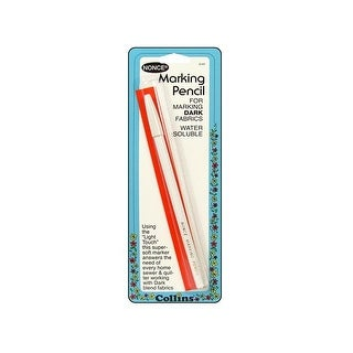 Collins Nonce Marking Pencil Water Soluble White