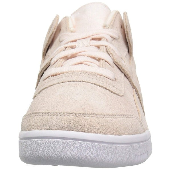 Reebok Womens Workout Lo Fvs Low Top Lace Up Fashion Sneakers