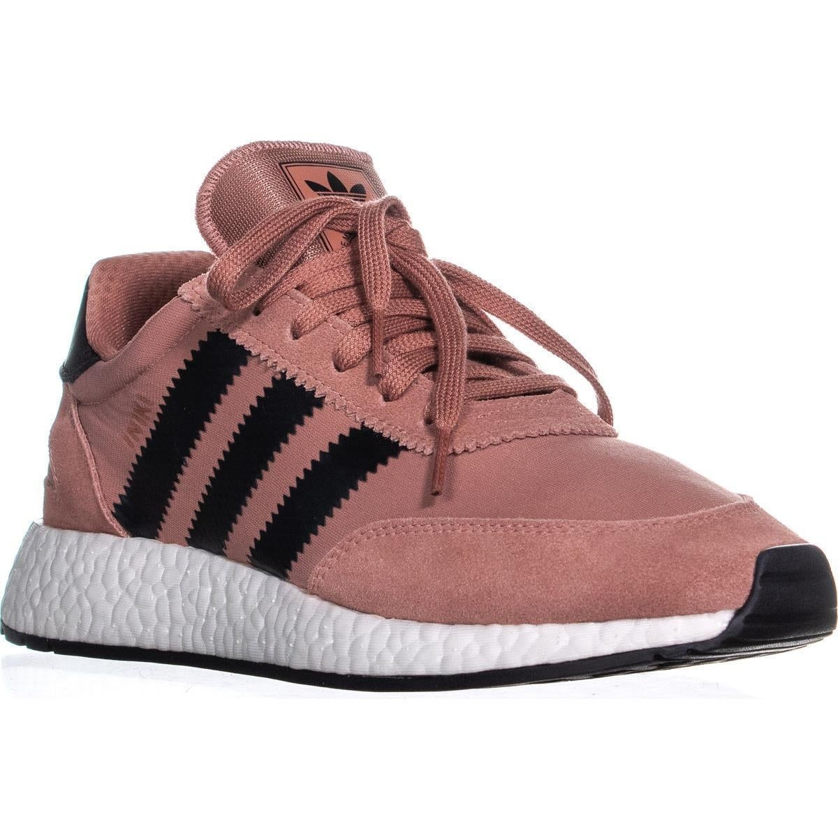 factory price great deals pre order adidas Iniki Runner Sneakers , Raw Pink/Core Black