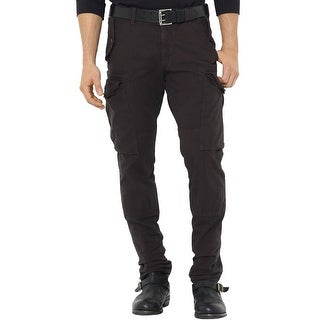 Polo Ralph Lauren Straight Fit Ripstop Cargo Pants Black 34 x 32