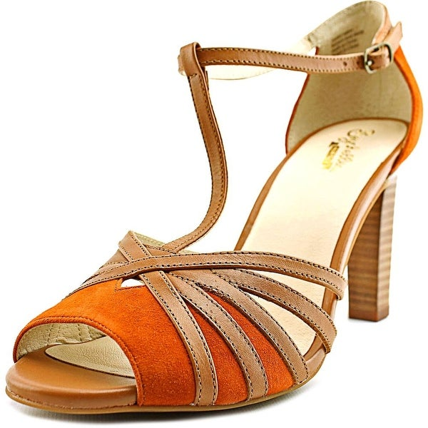Seychelles Lap Women Open Toe Leather Sandals